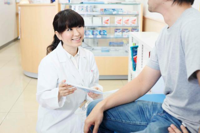 サンドラッグ ライフガーデン韮崎店 (薬剤師)の画像・写真